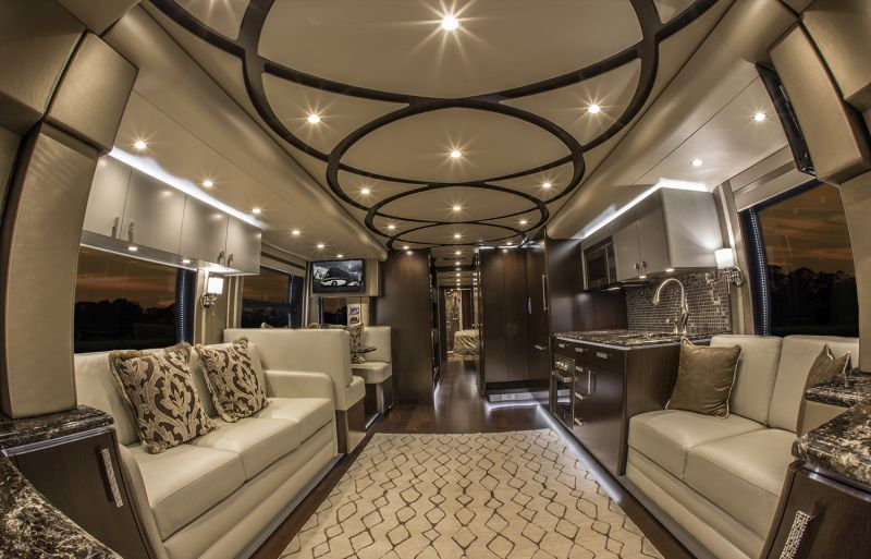 World'S Most Expensive Rv >> Blog Peek Inside The World Most Luxurious Rv Mount Comfort