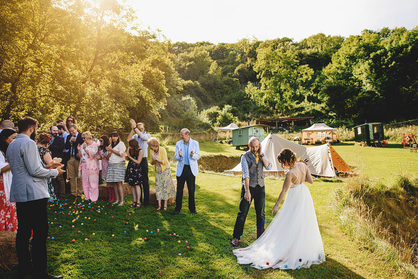 Tips For Planning The Perfect Camping Wedding | Mount Comfort RV