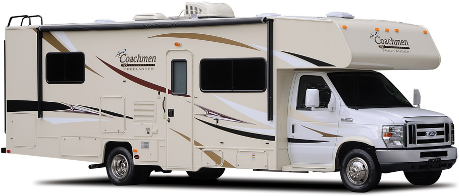 Fantastic RV Rental In Indianapolis And The Nearby Areas From